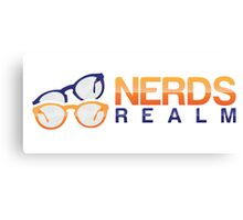 Nerds Realm Canvas Print