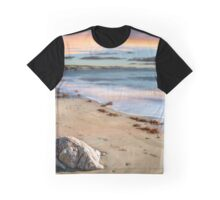 Sunset Beach Graphic T-Shirt