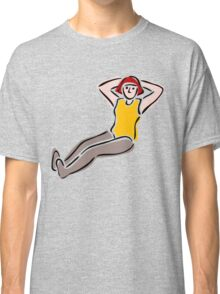 Lady yoga Classic T-Shirt