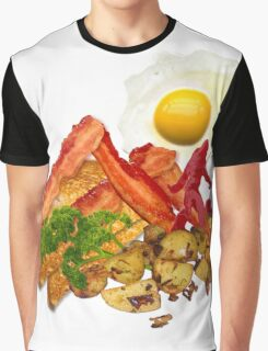 My Ketchup Gone Squatchin for Bacon Graphic T-Shirt