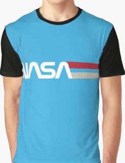 Retro NASA Graphic T-Shirt
