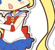 Simple Sailor Moon Chibi Sticker