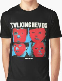 Talking Heads - Remain in Light Graphic T-Shirt