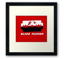 The Blade Runner Framed Print