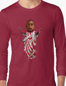 SUNDERLAND'S SAVIOUR  Long Sleeve T-Shirt