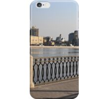 St. Petersburg reflected in water iPhone Case/Skin