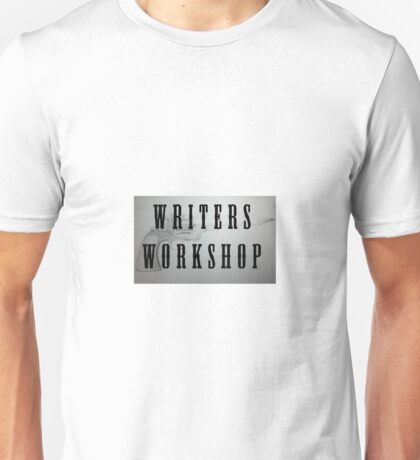 Writeres Workshop Unisex T-Shirt