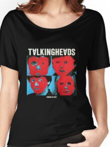 Talking Heads - Remain in Light Women's Relaxed Fit T-Shirt