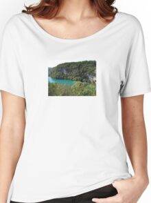 Jungle River in Croatia Women's Relaxed Fit T-Shirt