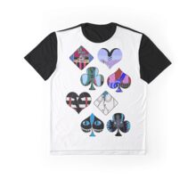 Mad T Party - White Graphic T-Shirt