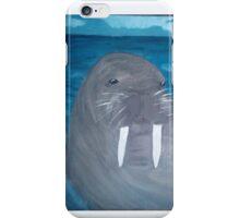 Alex the Walrus iPhone Case/Skin