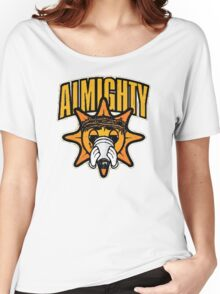 Almighty Glo Man Women's Relaxed Fit T-Shirt