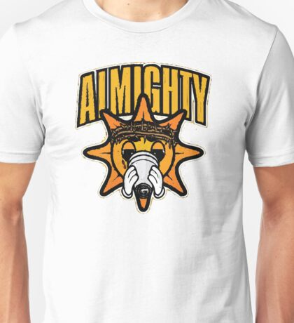 Almighty Glo Man Unisex T-Shirt