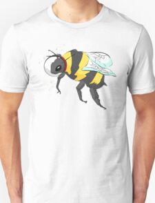 Cosmic Bee in Color Unisex T-Shirt