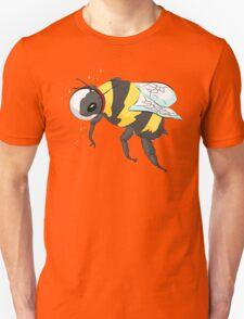 Cosmic Bee in Color Unisex T-Shirt