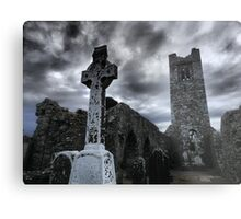 Slane Abbey~County Meath, Ireland Metal Print
