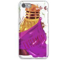 What if Daleks were gods? iPhone Case/Skin