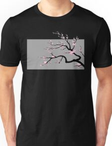 Sakura v2 - Adjusted for darker colors Unisex T-Shirt