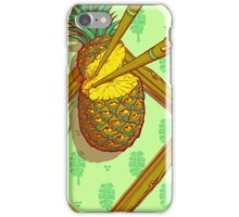 Psychedelic Pineapple iPhone Case/Skin