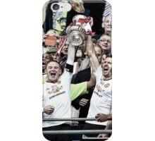 Manchester United - FA Cup 2016 Winners iPhone Case/Skin