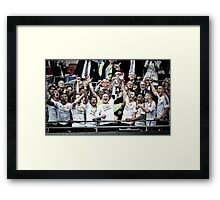 Manchester United - FA Cup 2016 Winners Framed Print