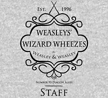 Weasleys' Wizard Wheezes V3 Staff Shirt Unisex T-Shirt