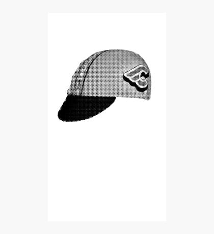 fixed gear mash hat Photographic Print