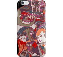 Dir en Grey iPhone Case/Skin