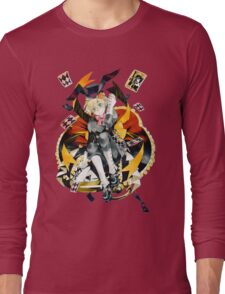 Oz the Rabbit (Pandora Hearts) Long Sleeve T-Shirt
