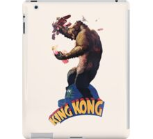 King Kong Retro iPad Case/Skin
