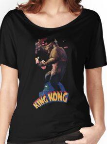 King Kong Retro Women's Relaxed Fit T-Shirt