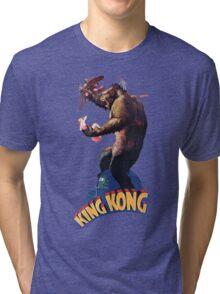 King Kong Retro Tri-blend T-Shirt