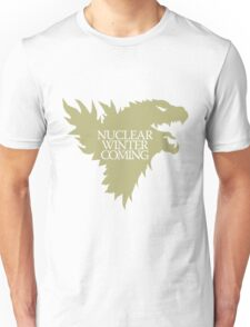 Nuclear Winter is Coming Unisex T-Shirt