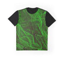 Crash Knitter GRÜN  Graphic T-Shirt