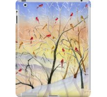 Winter Song iPad Case/Skin