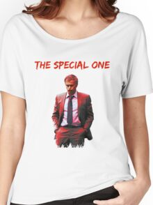 Jose Mourinho The Special one (T-shirt, Phone Case & more) Women's Relaxed Fit T-Shirt