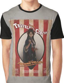 Fortune Teller T-Shirt Graphic T-Shirt