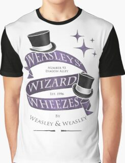 Weasleys' Wizard Wheezes Graphic T-Shirt