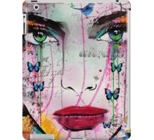 past lives iPad Case/Skin