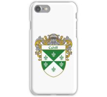 Cahill Coat of Arms/Family Crest iPhone Case/Skin