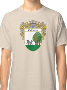 Callahan Coat of Arms/Family Crest Classic T-Shirt