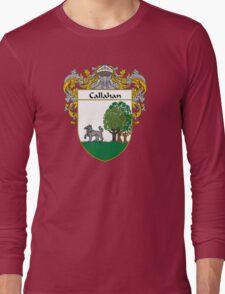 Callahan Coat of Arms/Family Crest Long Sleeve T-Shirt