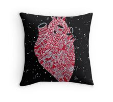 Lonely hearts Throw Pillow
