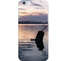 North Vancouver Island at Sunset iPhone Case/Skin