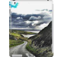 Beautiful Irish Afternoon in Donegal iPad Case/Skin