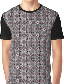 Stained Glass Graphic T-Shirt