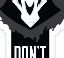 Don't Fear the Reaper Sticker