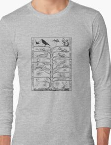 The Evolution of Things Long Sleeve T-Shirt