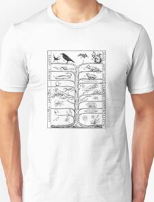 The Evolution of Things Unisex T-Shirt