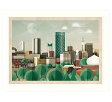 This Green City Art Print